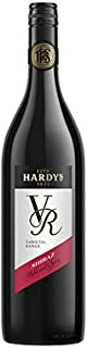 Hardys VR Shiraz Wine 1L (Pack of 6)