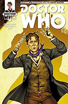 Doctor Who: The Eighth Doctor #2 by [George Mann, Emma Vieceli, Hi-Fi]