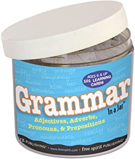 Grammar In a Jar®