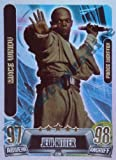 Star Wars Force Attax Movie Cards Serie 2–Mace WindU–Force Meister–Alemán