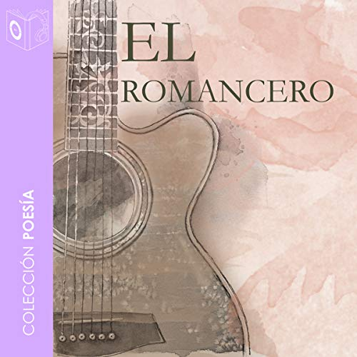 El romancero gitano [The Gypsy Ballads] audiobook cover art