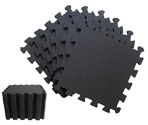 KaFmDa Interlocking Foam Floor Mats Puzzle Mats Foam Tiles Protecting Floor Gym Mats Square Exercise...
