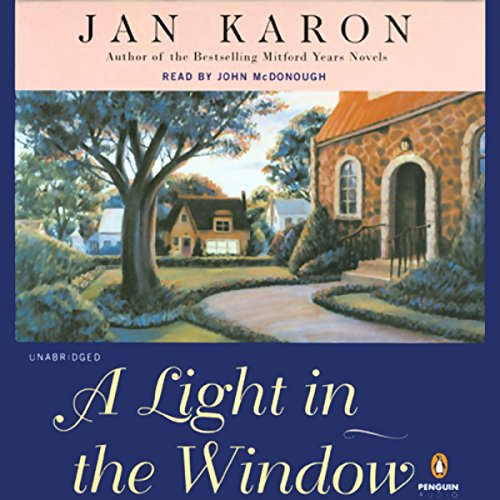 A Light in the Window     The Mitford Years, Book 2              De :                                                                                                                                 Jan Karon                               Lu par :                                                                                                                                 John McDonough                      Durée : 16 h et 47 min     Pas de notations     Global 0,0