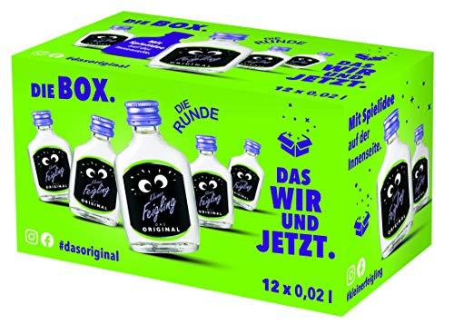 Kleiner Feigling Original (12 x 0,02l ) Feigenlikör Marken- Likör aus Deutschland