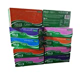 Paseo Smart for Everyday Softness Travel Pack Facial Tissues 100 Pulls 2 ply 200Sheets (Pack of 10)