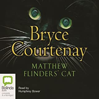 Matthew Flinder's Cat audiobook cover art