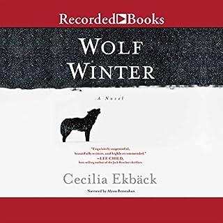 Wolf Winter audiobook cover art