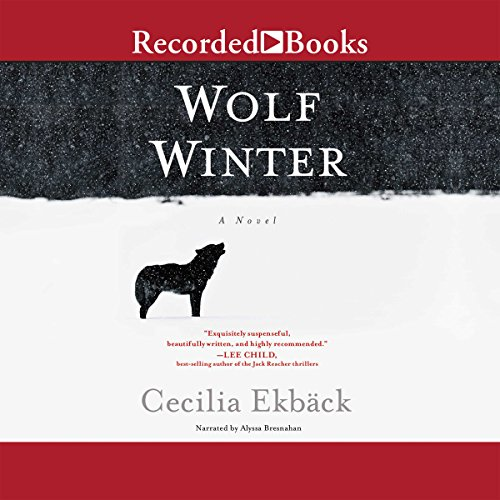 Wolf Winter audiobook cover art