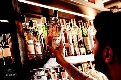 Teacher's Blended Scotch Whisky, voller und rauchiger Geschmack, 40% Vol, 1 x 0,7l - 7