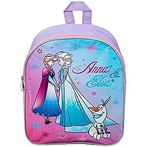 51DiPGztwxL. SS300  - Mochila Frozen Infantil El Reino del Hielo Princesas Disney Mochilas Disney para Niña
