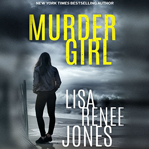 Murder Girl audiobook cover art