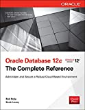 Oracle Database 12c The Complete Reference (Oracle Press)