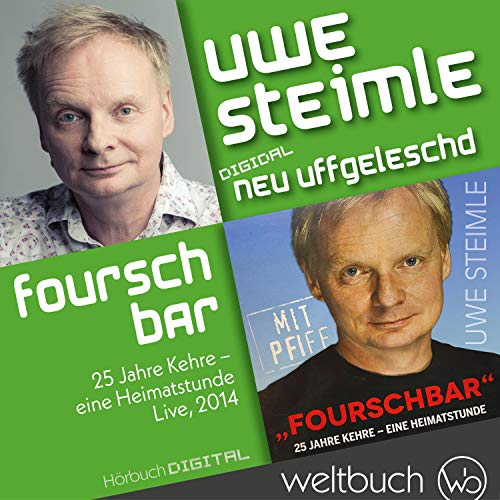 Fourschbar - 25 Jahre Kehre - Eine Heimatstunde cover art