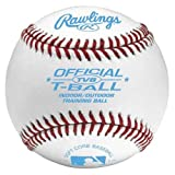 Rawlings T-Ball Training Ball - 2 Pack