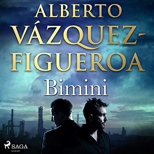 Diseño de la portada del título Bimini
