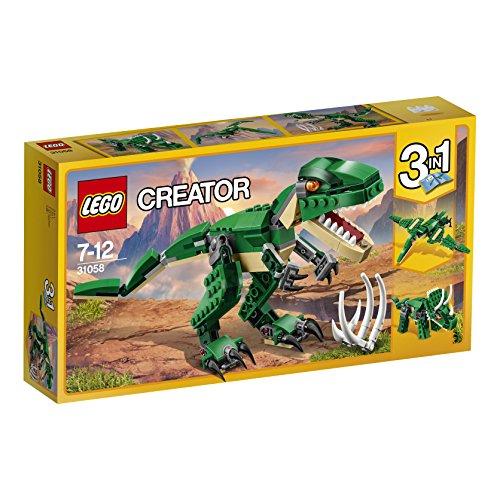 LEGO Creator Mighty Dinosaurs 31058 Playset Toy