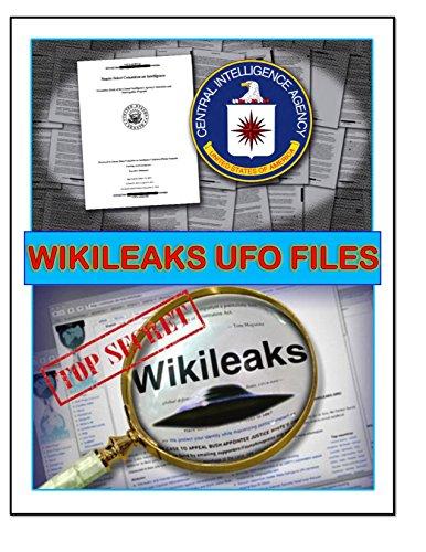 WikiLeaks UFO Files: Hidden UFO & ALIEN Secrets