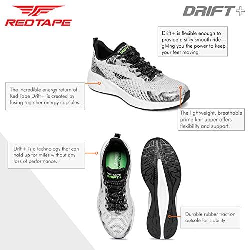 Red Tape Men's Rso111 Walking Shoes