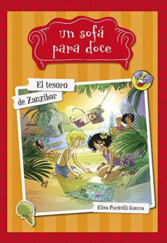 El Tesoro De Zanzíbar: 6 (Un sofá para doce)
