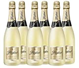 Freixenet Carta Nevada Brut Cava - 750 ml - Pack de 6 botellas