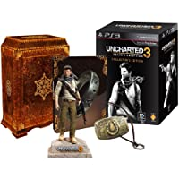 Uncharted 3: Drake's Deception Collector's Edition (輸入版) - PS3