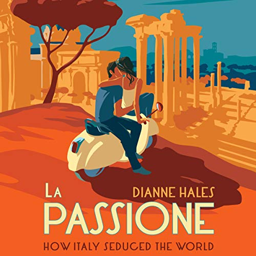 La Passione audiobook cover art