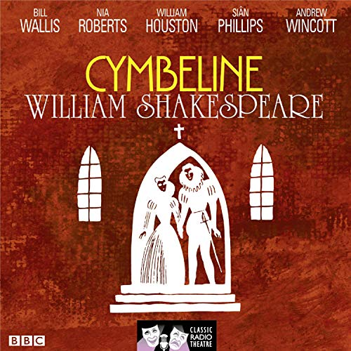 Couverture de Cymbeline (BBC Radio 3: Drama on 3)