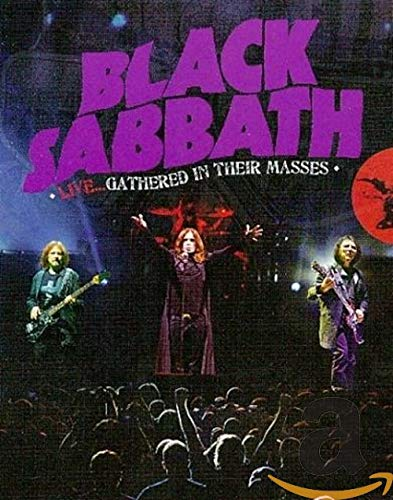 Black Sabbath - Live... Gathered In Their Masses (Deluxe Edition + Blu-ray + Audio-CD) [Limited Deluxe Edition] [2 DVDs] [Limited Deluxe Edition]