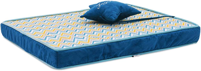 PLDDY Pets, dog mats, mats, kennels, cooling dog beds, waterproof (Size   M)