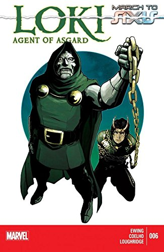 Loki: Agent of Asgard #6 (English Edition)