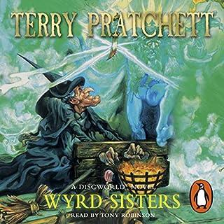 Couverture de Wyrd Sisters