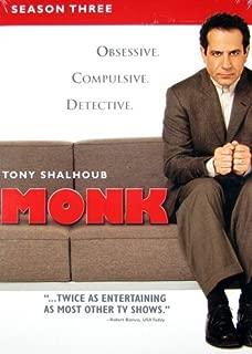 Monk: Season Three [DVD]