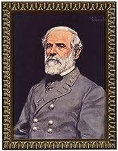 Bradley Schmehl - General Robert E Lee - Framed Canvas - Civil War Art