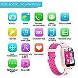 Zoom IMG-1 orologio telefono lbs bambini smartwatch