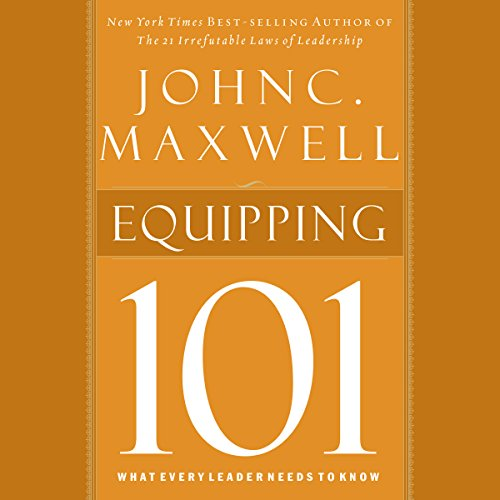 Equipping 101 audiobook cover art