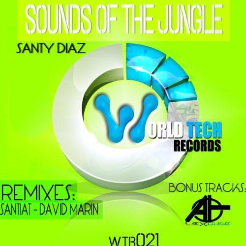 Santy Diaz & Alex House
