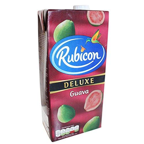Rubicon Deluxe Guava Drink 12x1L