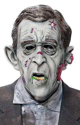 Horror-Shop W. Bush Zombie Masque