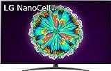 LG 55NANO917NA 139 cm (55 Zoll) NanoCell Fernseher (4K, Triple Tuner (DVB-T2/T,-C,-S2/S), Dolby Vision, Dolby Atmos, Cinema HDR, 100 Hz, Smart TV) [Modelljahr 2020]