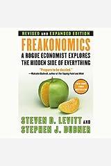 Freakonomics: Revised Edition Audible Audiobook