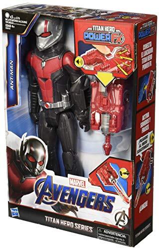 Marvel Avengers Endgame Titan Hero Power FX Ant-Man Action Figure