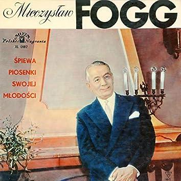 Mieczyslaw Fogg spiewa piosenki swojej mlodosci