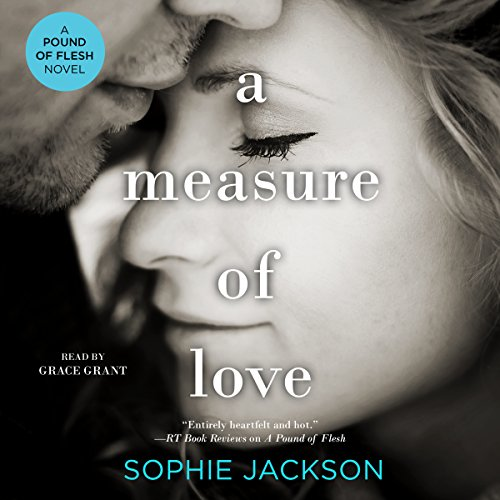 A Measure of Love audiobook cover art