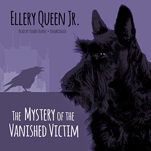 The Mystery of the Vanished Victim audiobook cover art