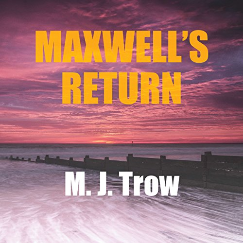 Maxwell's Return audiobook cover art