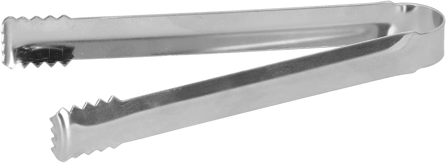 Mini Ice Tong Durable Ranking TOP1 Food Stainless for Barbecues Tongs Overseas parallel import regular item Steel
