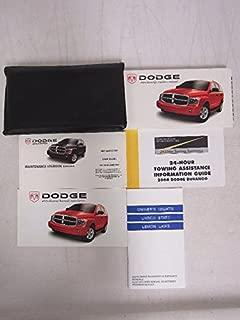 2004 Dodge Durango Owners Manual Guide Book