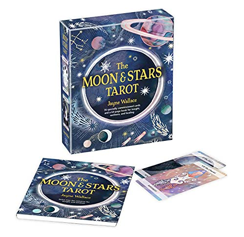 The Moon & Stars Tarot: Includes a full deck of 78...