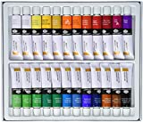Royal & Langnickel - Témperas (12 ml, 24 unidades), multicolor