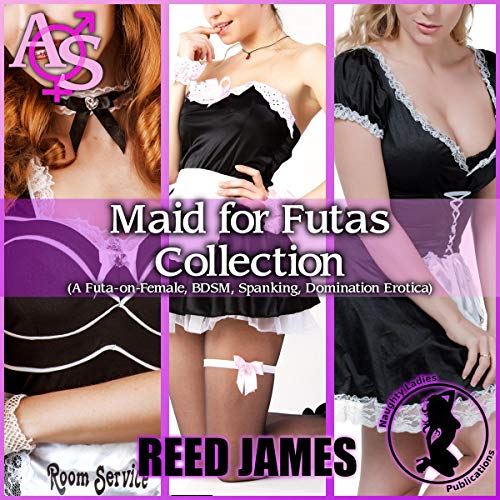 Maid for Futas Collection audiobook cover art